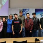 Project Manger leads Outreach Activity aiming at ERASMUS Mundus students